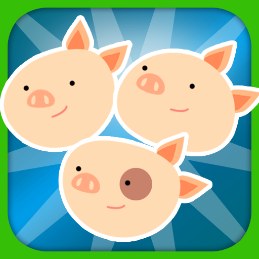 Classical tales: 3 little pigs